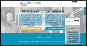 Wordpress Design & Development - PerfectPodcastGuest.com